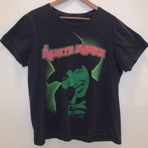 Marilyn Manson 1995 Smells Like Children Tee